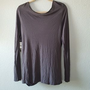 NWT Express Surplice Two Way Top